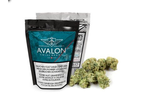 Avalon CBD Blüten
