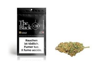 The Black Gold CBD Blüten kaufen